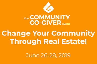 Community Go Giver Event